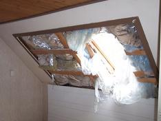 Het slaapkamer raam, origineel