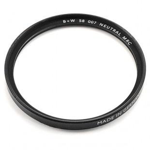 B&W UV MRC 007 E 72mm