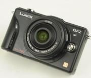 Panasonic Lumix GF2 conclusie rechts