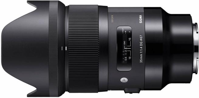Sigma Art 35mm F1.4 DG HSM (Sony E)
