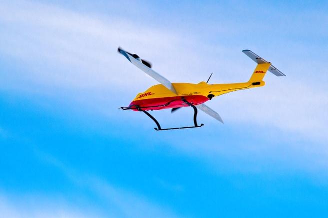 DHL Parcelcopter 3
