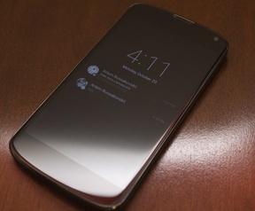Ambient Display op Nexus 4
