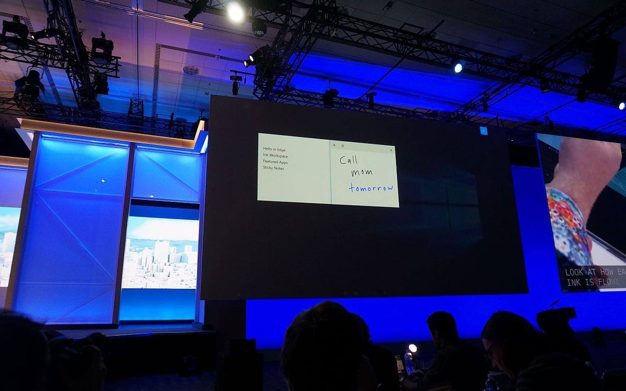Microsoft Build Windows 10 Anniversary Update