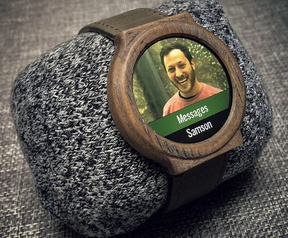 Diy-project smarchWatch