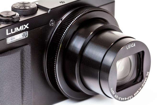 TZ70 lens