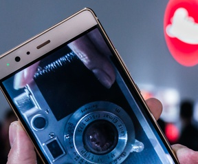 Productfoto's Huawei P9 preview