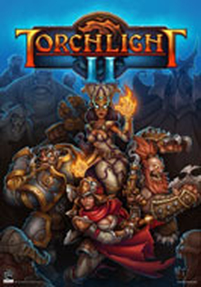 Torchlight II - Box