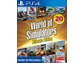 Goedkoopste World of Simulators, PlayStation 4