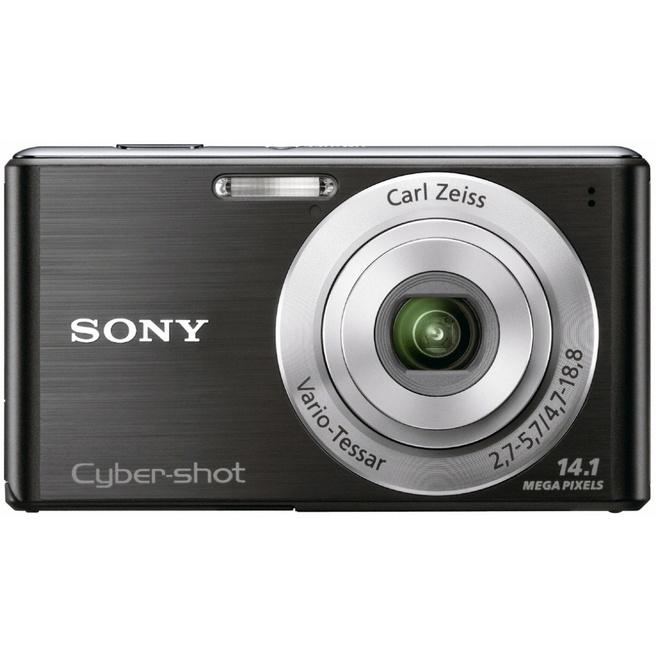 Sony Cybershot DSC-W530 Zwart
