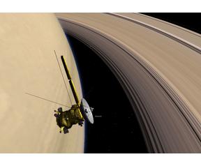 Cassini einde