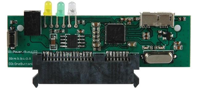 VIA VL700 USB 3.0-SATA Controller