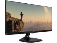 LG 34i Ultra Wide IPS 21:9 2560 x 1080 5ms250cd/m2 2x HDMI Zwart