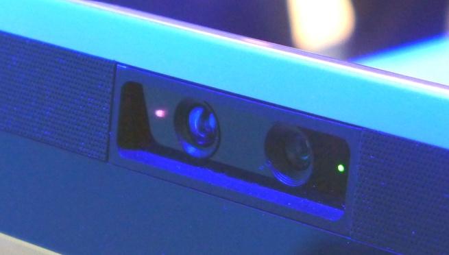 3d-sensor in bezel
