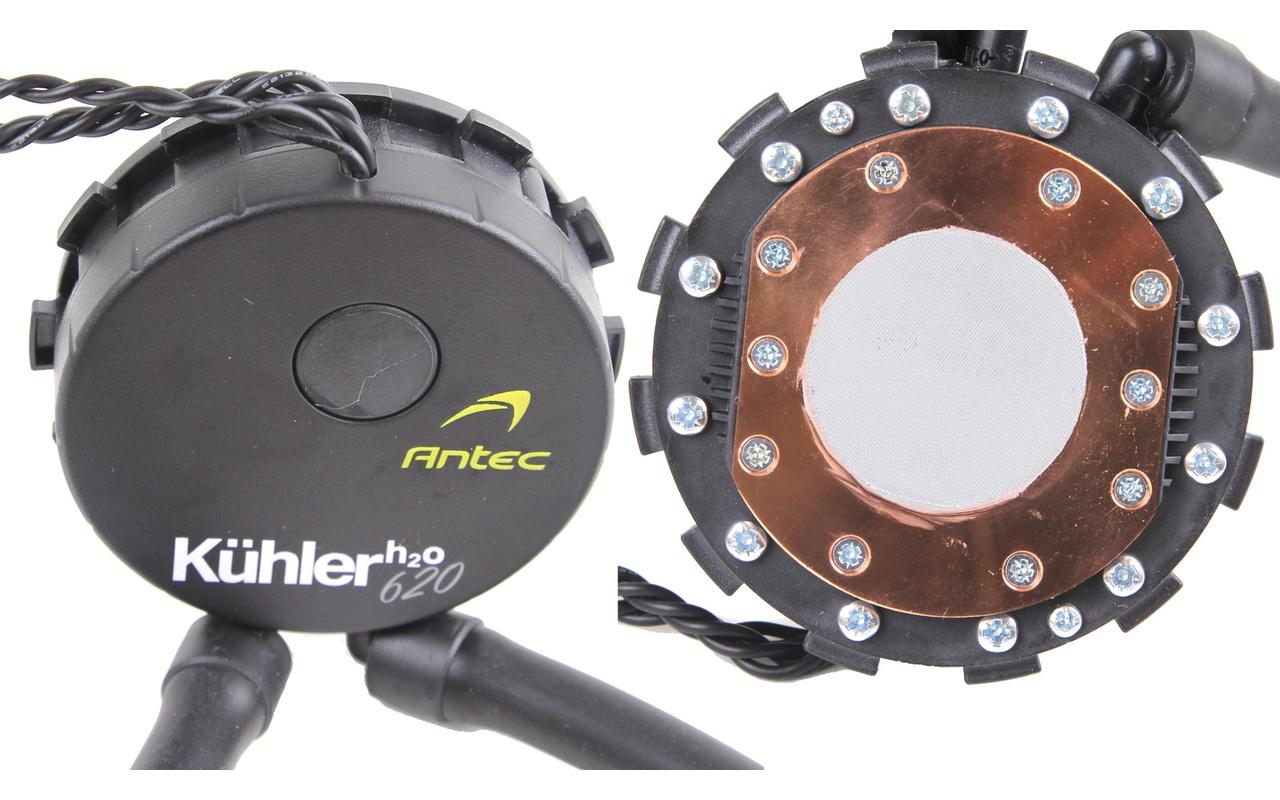 Antec 620 vs Corsair H60