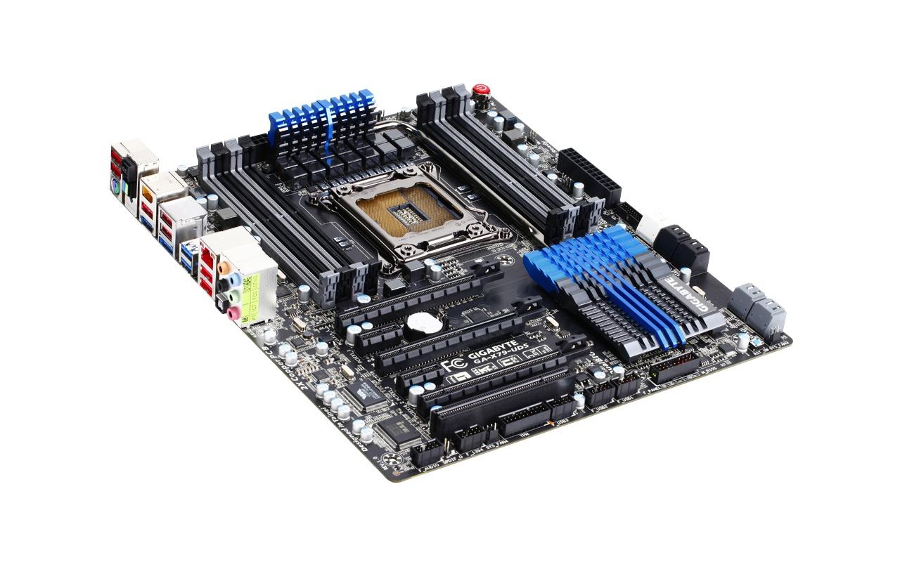 Gigabyte X79-moederborden