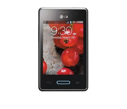 LG Optimus L3 II Zwart (KPN-prepaid)