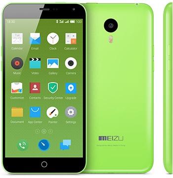 Meizu M1 Note 16GB Groen