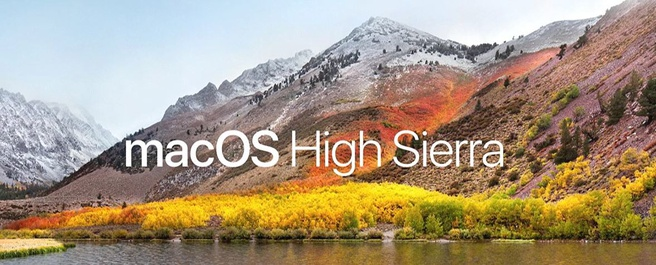WWDC 2017 keynote: High Sierra