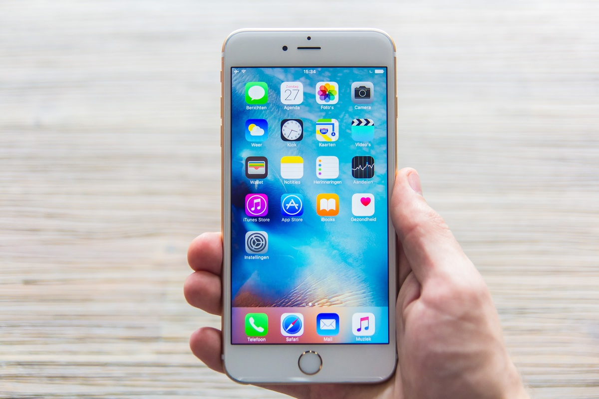 apple iphone 6s review apple iphone 6s en 6s plus review specificaties en foto 9230