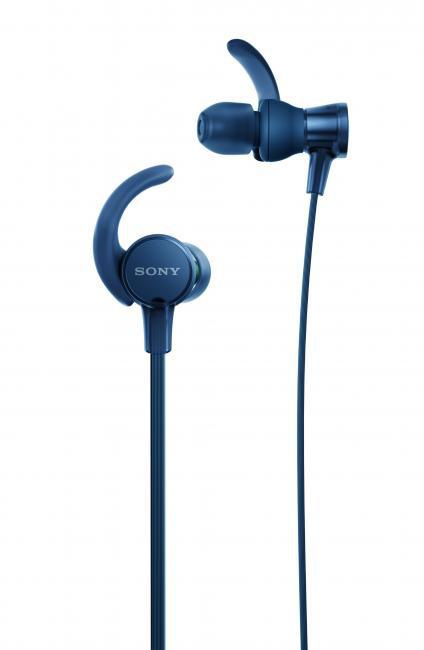 Sony MDR-XB510AS (Blauw)