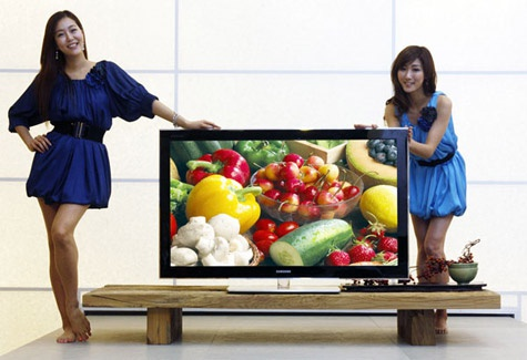 Samsung plasma 850-serie