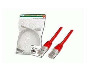 Digitus Patch Cable, UTP, CAT5E 3.0m