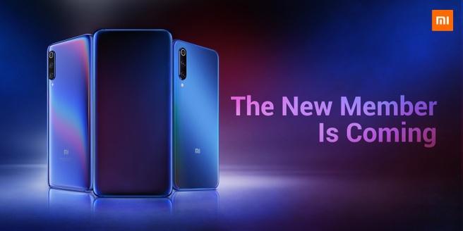 Xiaomi Mi9 opvolger