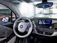 BMW i3 met emote valet parking assistant