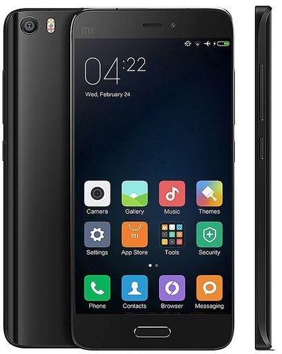 Xiaomi Mi5 4GB RAM 32GB ROM Zwart
