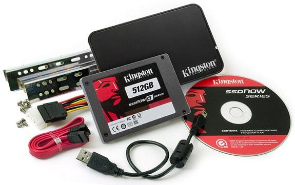 Kingston SSDNow V+ Gen2 512GB Kit