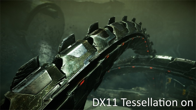 Dx11 Tessellation in Crysis 2