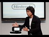 Wii U Shigeru Miyamoto