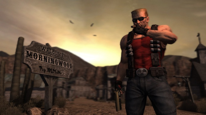 Duke Nukem Forever Vegas Hands-on