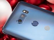 Fotogalerij productfoto's LG V30