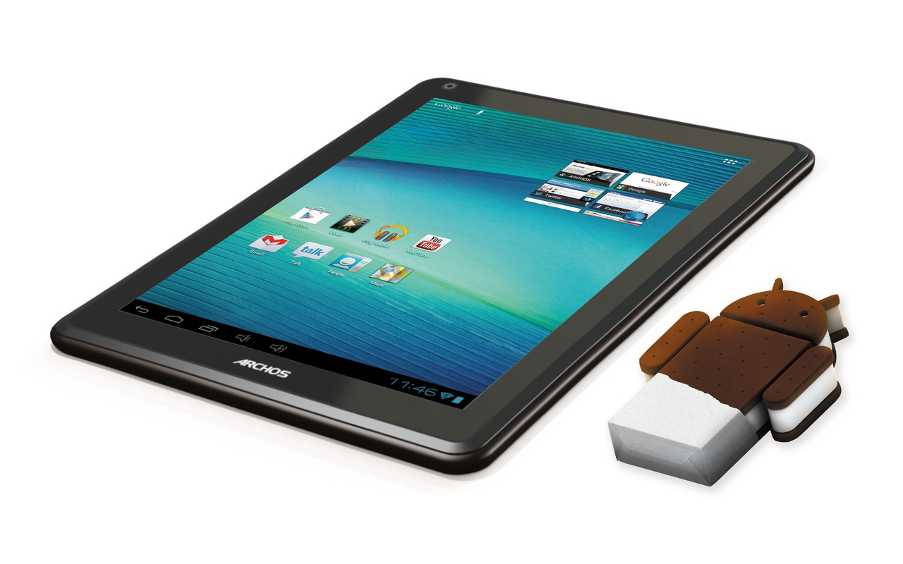 Archos 97 Carbon - ICS