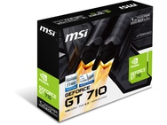MSI GT 710 1GD3H LP