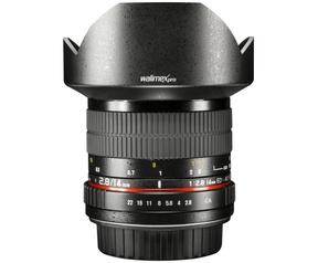 Walimex Pro 14mm f/2.8 (Sony-E)