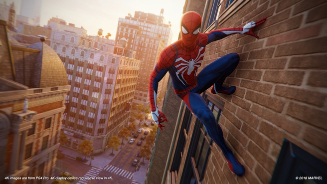 Preview Marvel's Spider-Man