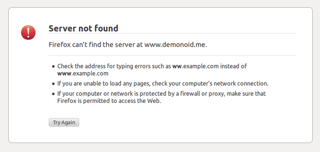Demonoid no work
