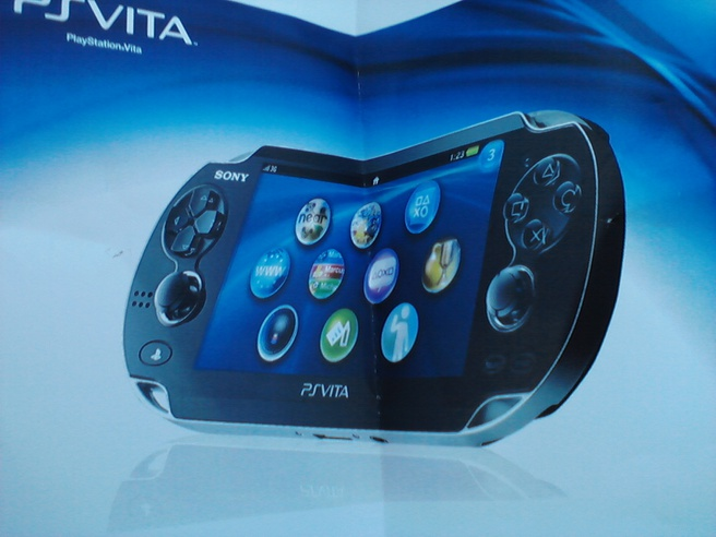 Naam PlayStation Vita vroegtijdig onthuld via brochure