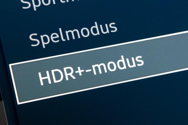 HDR+-modus