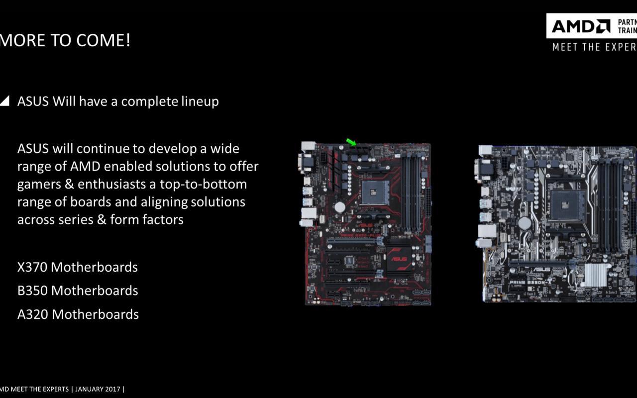 AMD Ryzen-moederborden