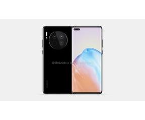Huawei Mate 40-renders van OnLeaks en Handset Expert