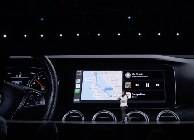 CarPlay iOS 13