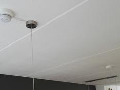 Sonoff in plafondkap