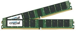 Crucial 32 GB DDR4-2400 VLP