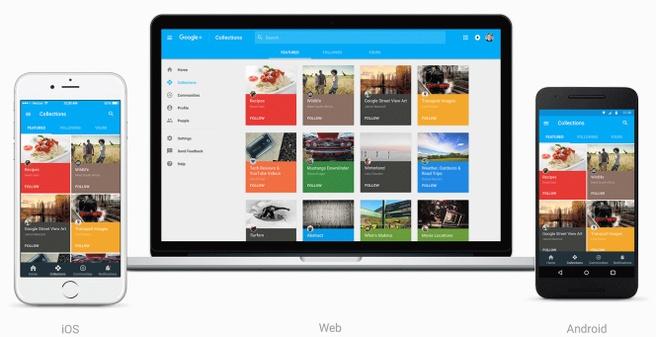 Google Plus 2015