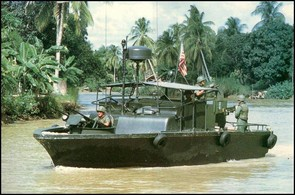 PBR Patrol Boat