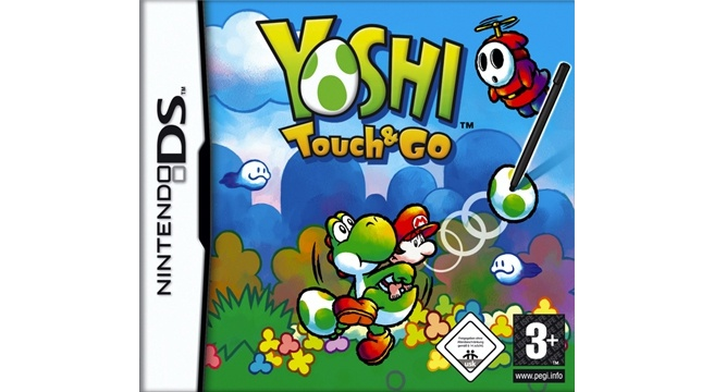 Yoshi Touch and Go, Nintendo DS
