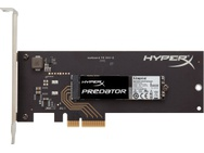 Kingston HyperX Predator SSD M.2 + HHHL PCIe adapter 480GB